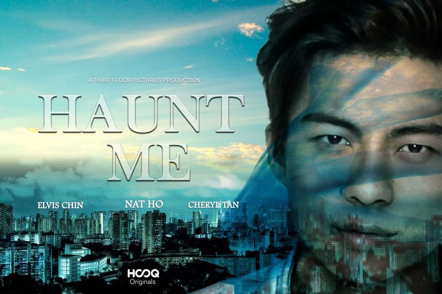 Supernatural-tinged adventure show Haunt Me is one of two pilots from Singapore to be screened on streaming service Hooq.
