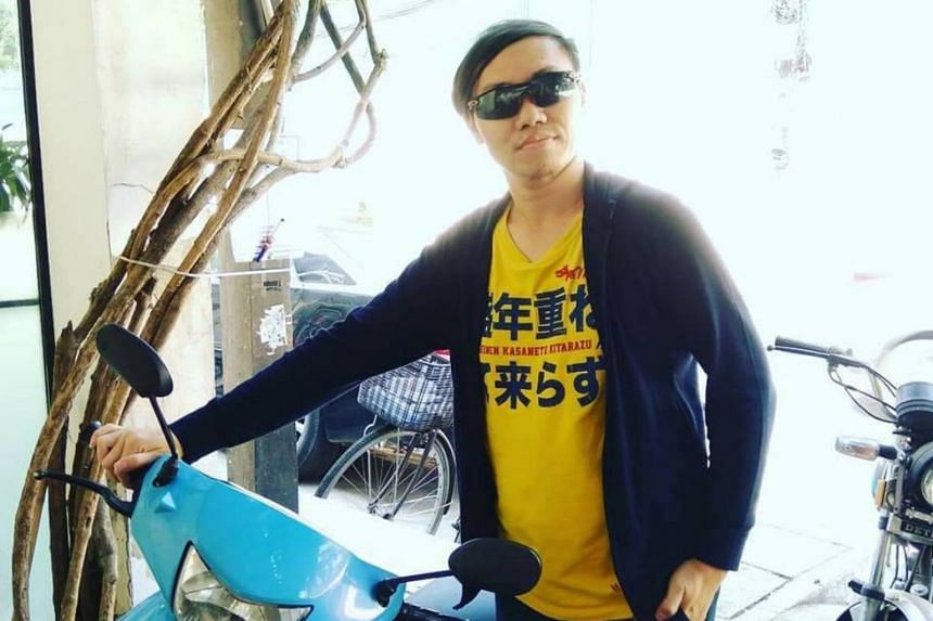 Mr Sam Chan Kwong Kit was involved in a collision while riding a scooter and wearing a helmet in Ponhea Lueu district on March 11, 2018, according to the Cambodian police.