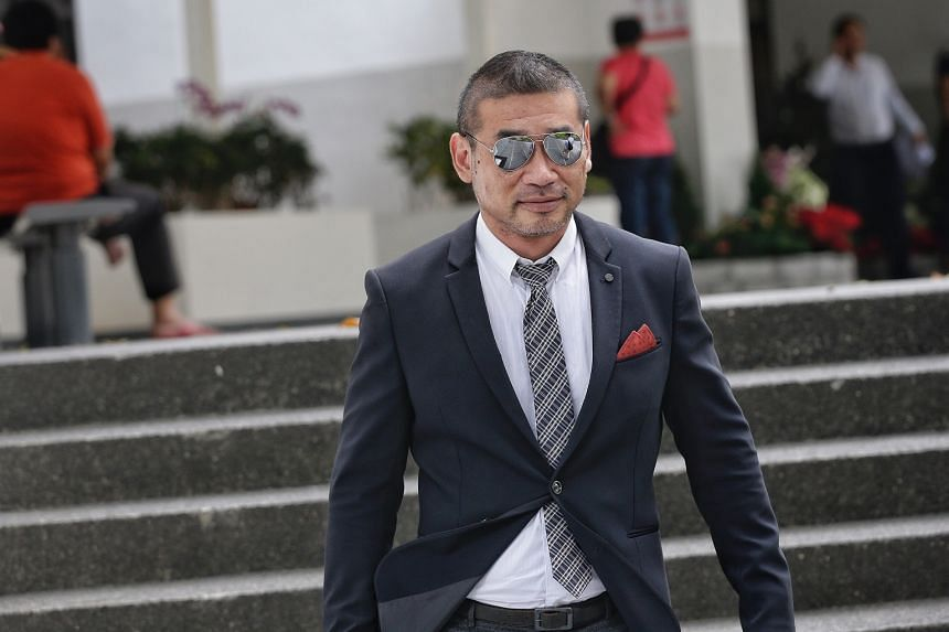 Fridae.com founder Stuart Koe Chi Yeow was sentenced to a jail term of five years and nine months and five strokes of the cane.