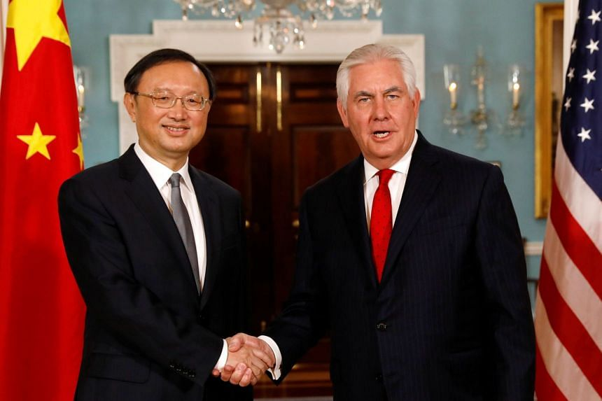 "Beijing is believed to have a positive assessment of Secretary of State Rex Tillerson, who was seen as a light touch in contrast to Mr Trump's ""good cop, bad cop"" routine of slamming Beijing on Twitter while simultaneously flattering its leadership i"