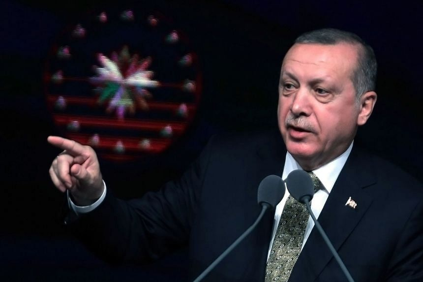 Turkish President Recep Tayyip Erdogan has repeatedly said that after taking Afrin, Turkey's offensive would expand to key border towns controlled by the YPG right up to the Iraqi frontier.