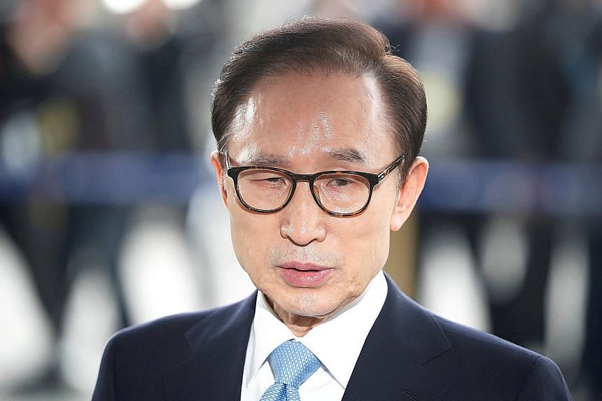Mr Lee has denounced the inquiry as political revenge. Two of his ex-aides have been arrested, and the homes and offices of his brothers raided.