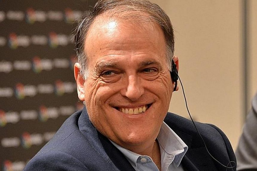 LaLiga president Javier Tebas believes the Spanish top flight is closing the gap on the popular English Premier League. In Singapore, the number of LaLiga viewers increased by 20 per cent over the last year.