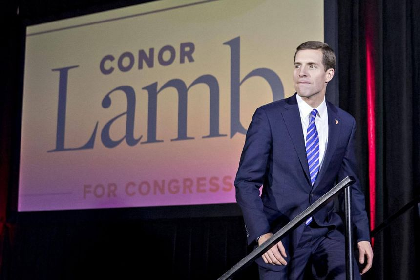 A former Marine who favoured gun rights, Conor Lamb was culturally conservative enough to appeal to rural voters.