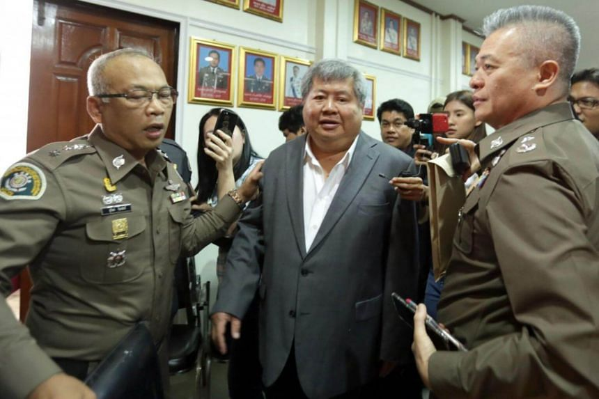 Thai construction tycoon Premchai Karnasuta was charged with nine poaching-related counts, all of which he denied.
