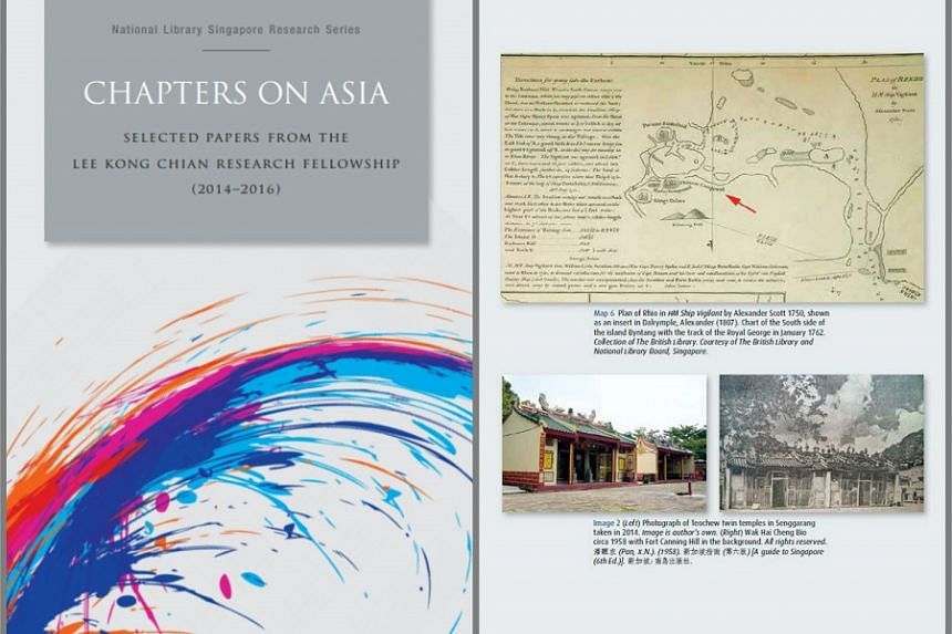 The papers cover an extensive range of topics, from the social history of early communities in Singapore to the colonial governance of the country.