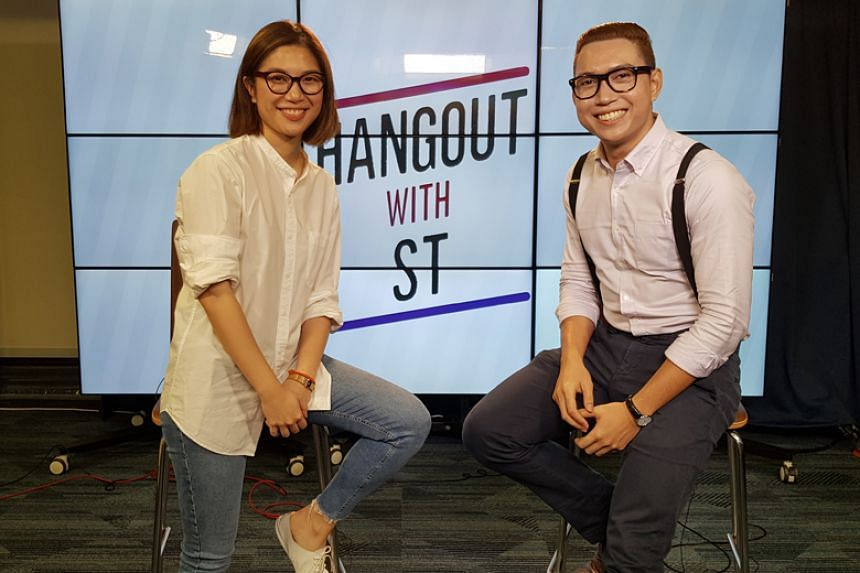 Hang out with Alyssa Woo and Hairianto Diman as they look at the grit and perseverance displayed by Singaporeans, Trump firing a member of his staff with a tweet and an epic eye-roll from a Chinese journalist.