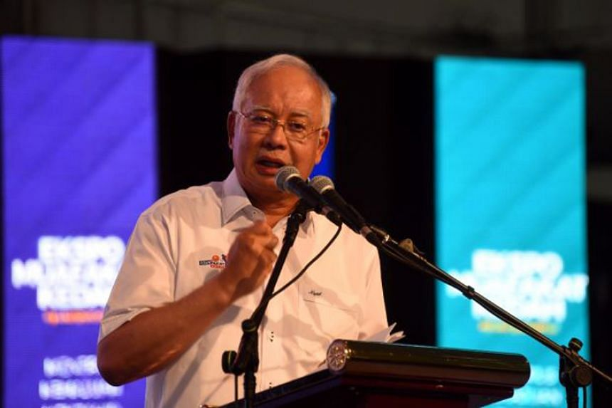 Malaysia's Prime Minister Najib Razak says he only has a few hours of rest daily in view of the approaching 14th General Election.