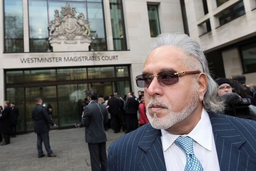 Some 31 Indians have fled abroad to avoid prosecution, including Vijay Mallya (above), the tycoon behind India's best-selling beer.