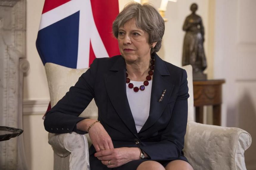 British Prime Minister Theresa May said she did not want to break off relations entirely as she announced that the 23 Russian diplomats, believed to be intelligence officers, must leave Britain within a week.