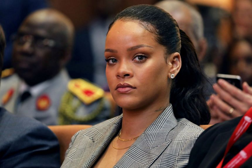R&B singer Chris Brown pleaded guilty to assaulting Rihanna (above) in 2009.