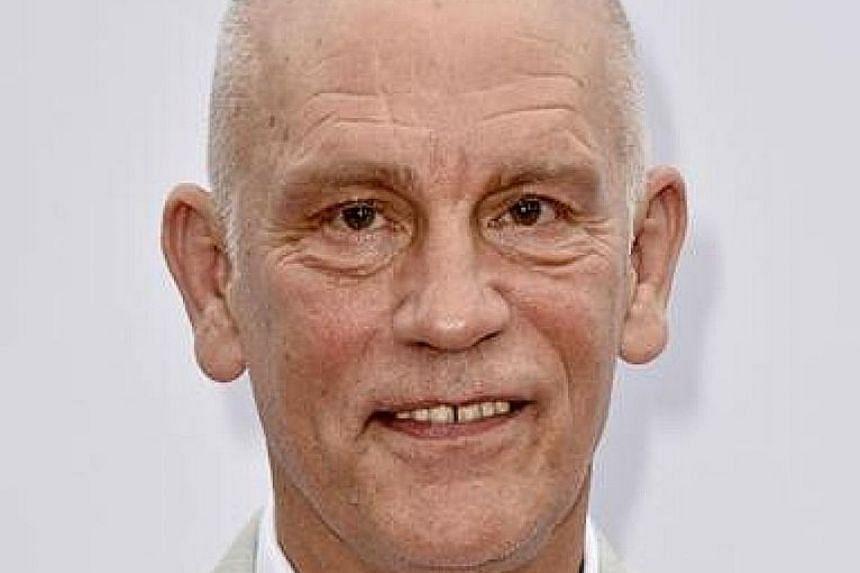 ACTOR JOHN MALKOVICH