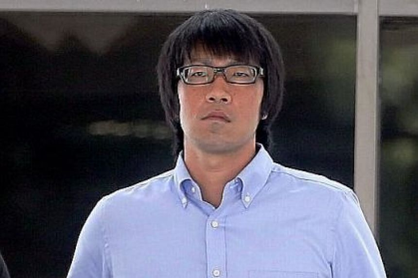 Former assistant coach of Albirex Niigata Singapore football club Takafumi Mizuno pleaded guilty in February to outraging the 14-year-old girl's modesty.