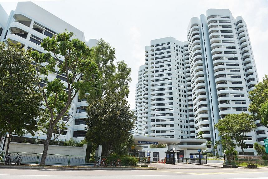 The 1,006-unit Mandarin Gardens could yield between 3,000 and 4,200 units when redeveloped, said experts. The reserve price for the collective sale is $2.45 billion.