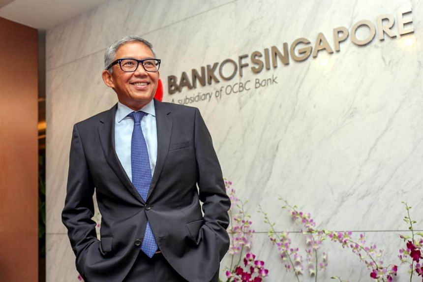 Chief executive officer Bahren Shaari said Bank of Singapore also plans to open a new Taiwan unit to tap OCBC's onshore presence.