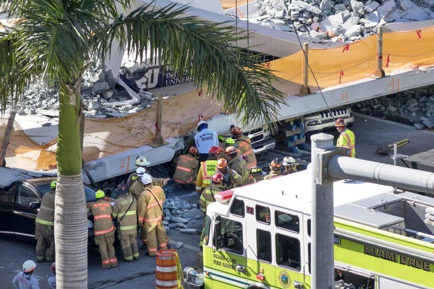 The Florida Highway Patrol previously said several people were killed but did not release a figure on fatalities.