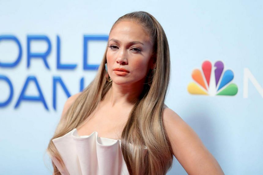 Jennifer Lopez told Harper's Bazaar magazine that early in her career she was asked to show off her breasts.