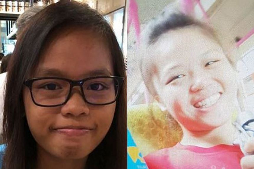 Nursyafiqah Sahlan (left) and Goh Liang Jing have been reported missing since February 2018 in two separate cases.