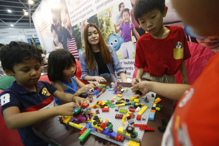 SmartKids Asia 2018 features a gamut of both educational and entertainment programmes with a focus on hands-on learning.