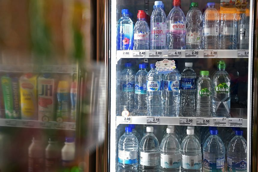 The Agri-Food and Veterinary Authority's statement was in response to a study by a US-based non-profit media collective, which found that bottled water from the world's leading brands is contaminated with tiny plastic particles.