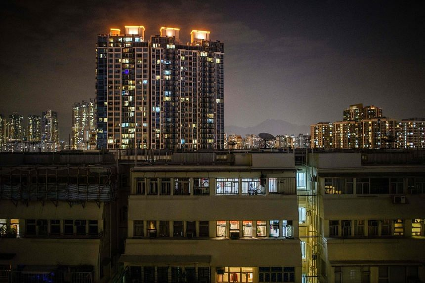 The number of unsold apartment units had increased significantly so far this year, said Hong Kong's Financial Secretary Paul Chan.