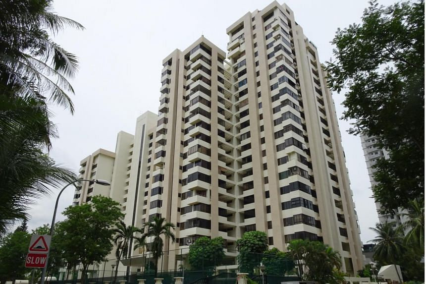 Katong Park Towers, which comprises 111 standard apartments, five penthouses and two commercial units, sits on a land area of 140,758 sq ft.