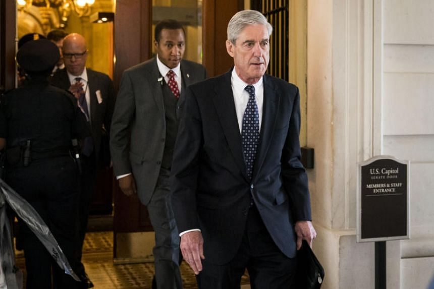 Robert Mueller, the special counsel investigating Russian interference in the 2016 election, on Capitol Hill in Washington, on June 21, 2017.