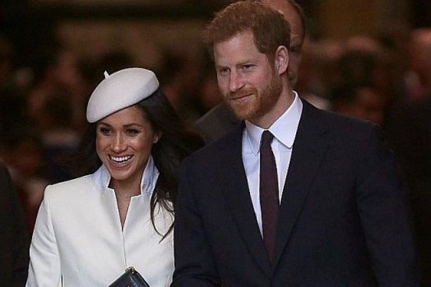 American actress Meghan Markle will marry Britain's Prince Harry on May 19 at Saint George's Chapel at Windsor Castle.