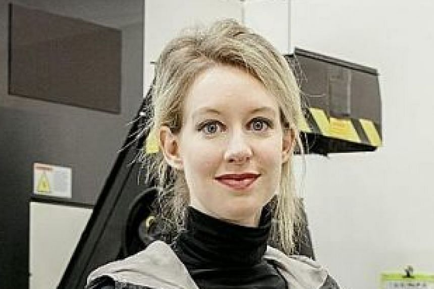 One allegation against Theranos founder Elizabeth Holmes is that she faked demos to win over investors.