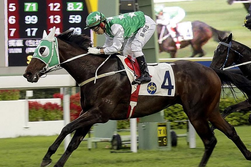 Three-time winner Pakistan Star is fitter after his first-up fourth and stands out in Race 3 at Sha Tin tomorrow.