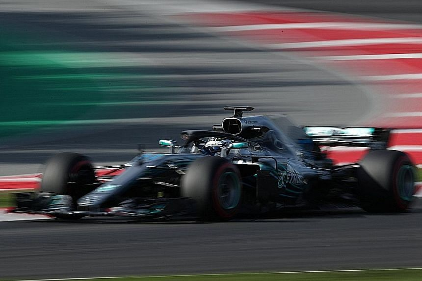 Valtteri Bottas' contract with Mercedes will expire at the end of this season and an extension will depend largely on his performance this campaign. There is talk of Red Bull's Daniel Ricciardo being a possible replacement.