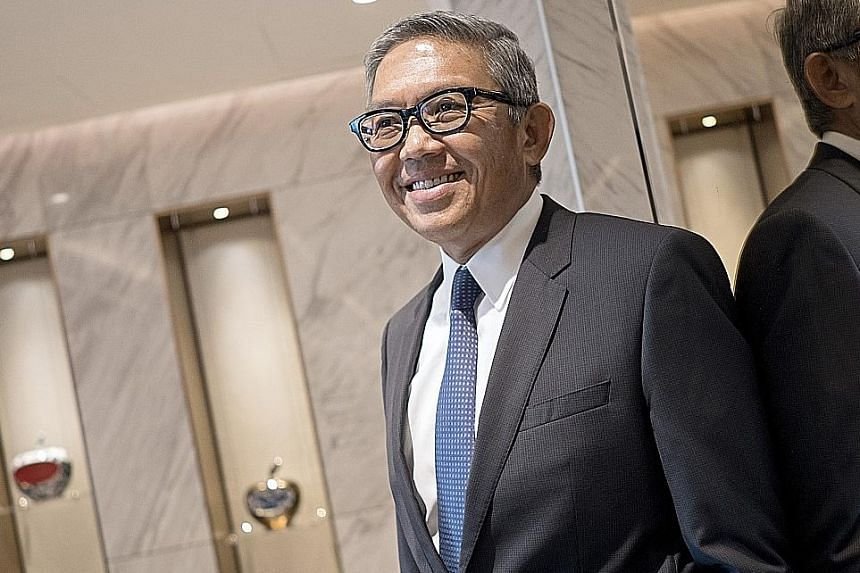 """We are seeing increasing demand for families moving into the next generation to set a proper structure in place to manage family wealth,"" Bank of Singapore CEO Bahren Shaari said in a recent interview."