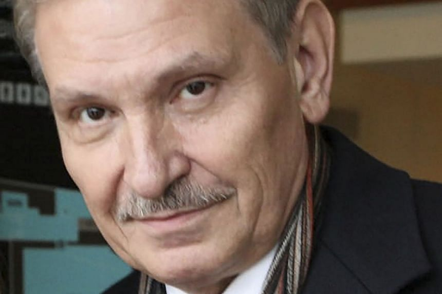Russian businessman Nikolay Glushkov in a photo released by British police.