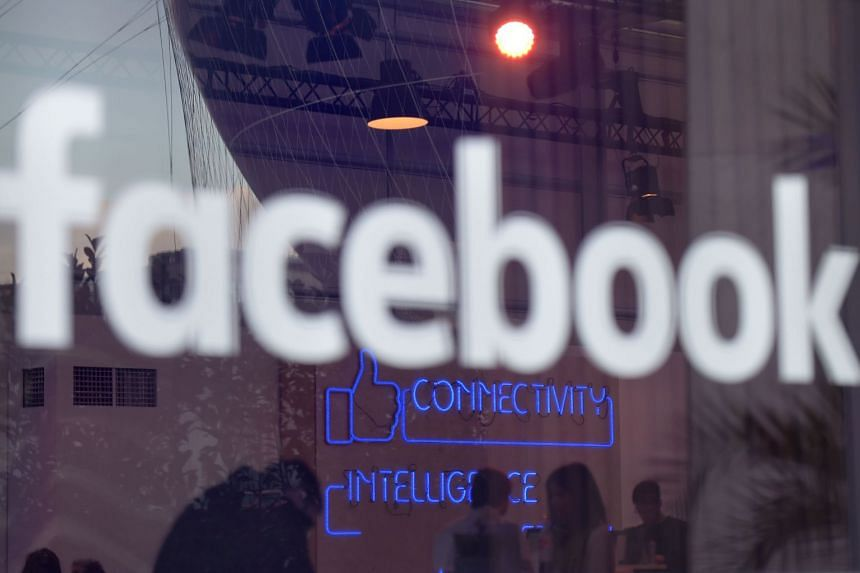 Facebook said it was suspending the account of Strategic Communication Laboratories, the parent company of Cambridge Analytica.
