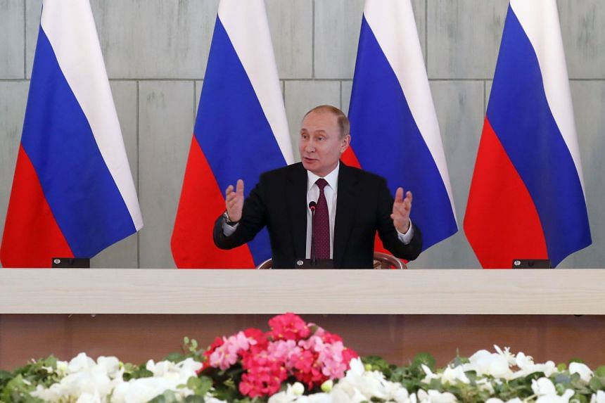 Vladimir Putin, who has ruled Russia for almost two decades, is polling at around 70 per cent and is sure to extend his term to 2024 despite a lacklustre campaign.
