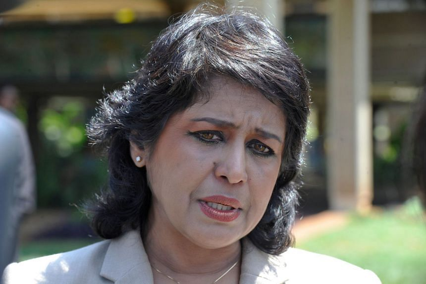 Mauritian President Ameenah Gurib-Fakim will leave office on March 23.