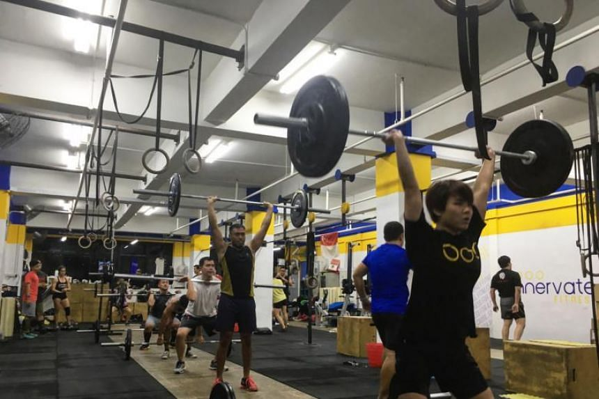 A CrossFit session at Innervate Fitness has been lined up to allow ST Run participants to sample a variety of activities as they prepare for the Sept 23 event.