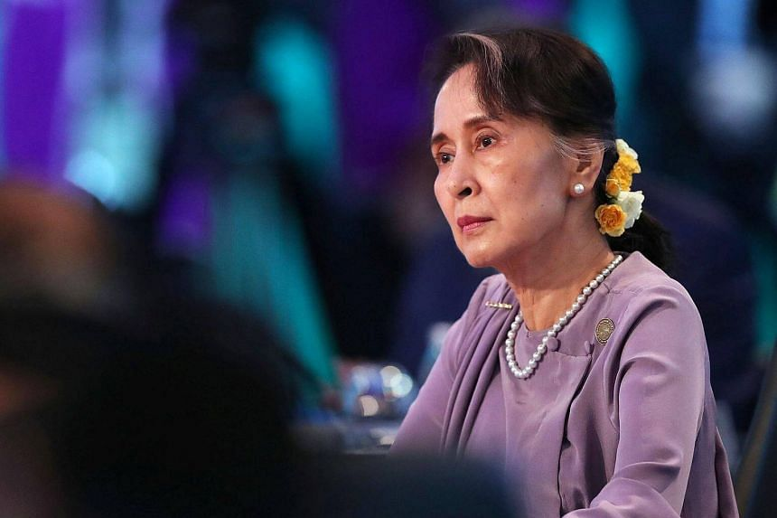 A group of five Australian lawyers had filed a private application in the Melbourne Magistrates Court seeking to prosecute Aung San Suu Kyi over the treatment of the Muslim-minority Rohingya.