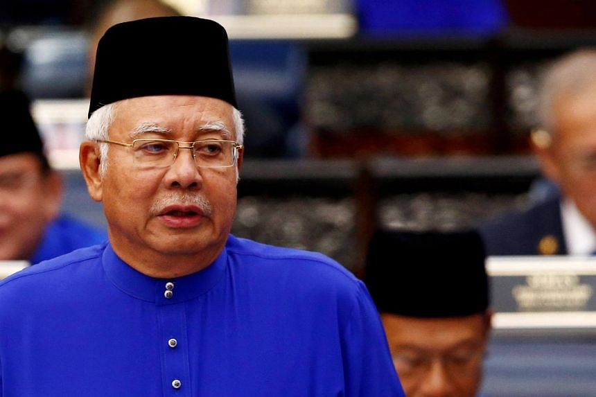 Malaysian Prime Minister Najib Razak raised fears that so many desperate and displaced people could fall prey to extremist groups like ISIS.