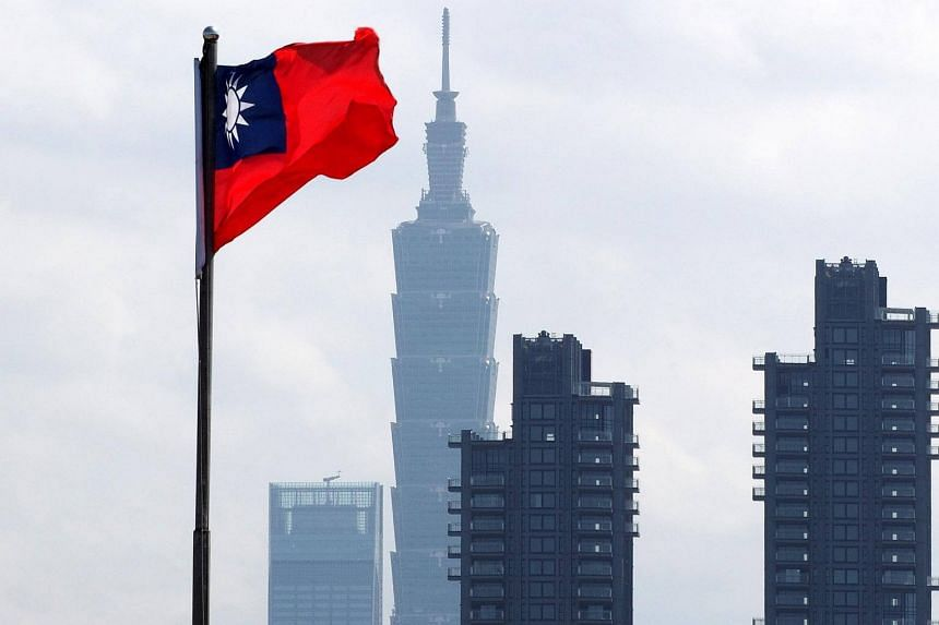 """The new US law describes Taiwan as """"a beacon of democracy"""" in Asia."""