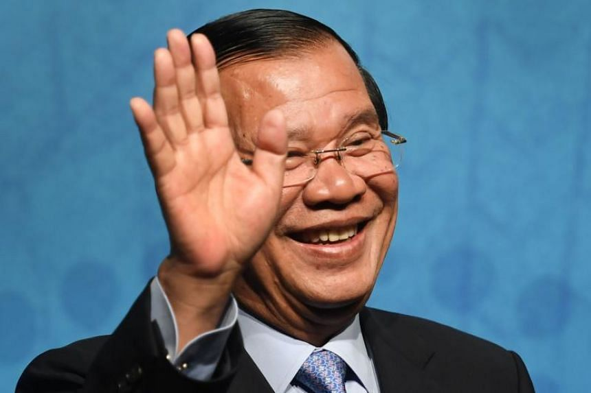 Cambodian Prime Minister Hun Sen has said he plans to stay in power for another decade or two.