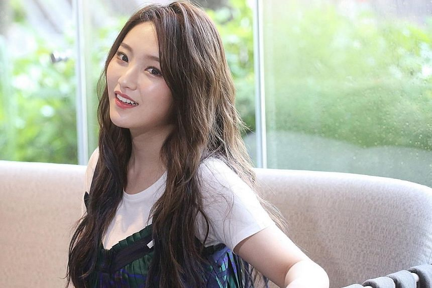 Singaporean singer Janice Yan has released her first solo album, I Have Myself.