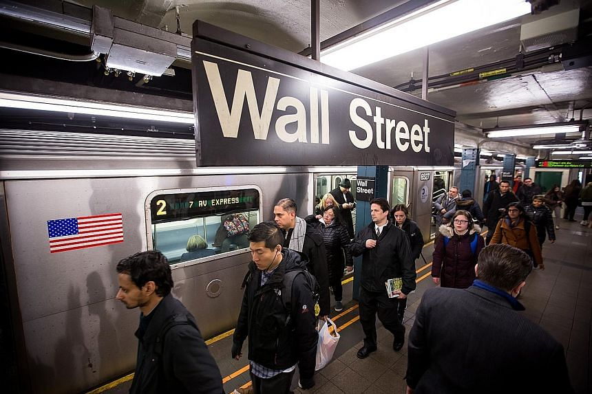 Wall Street's upbeat close last Friday could lead to the Straits Times Index perking up at the week's start, after being in correction mode for the last three straight sessions.