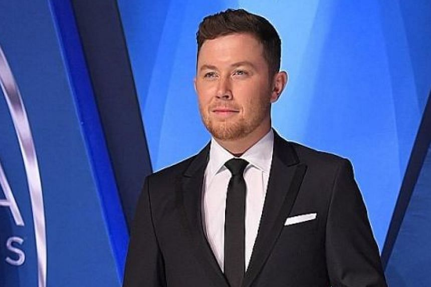 Country singer Scotty McCreery, who won American Idol in 2011, has a new album, Seasons Change.
