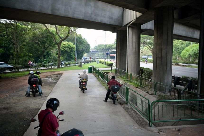 LTA will add the panels along a 230m stretch of slip road linking the Bukit Timah Expressway to the Pan-Island Expressway, in the direction of Tuas.