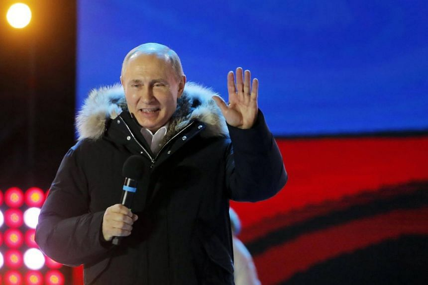 President Vladimir Putin is expected to finally make good on his repeated pledges to revive Russia's creaking economy.