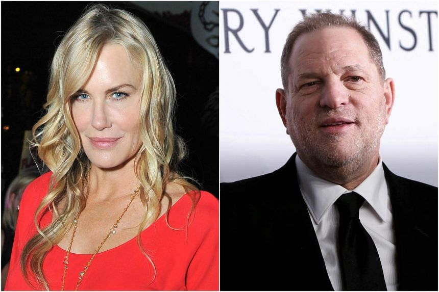 Daryl Hannah made news last year when she spoke out along with several other actresses, accusing producer Harvey Weinstein of sexual harassment.