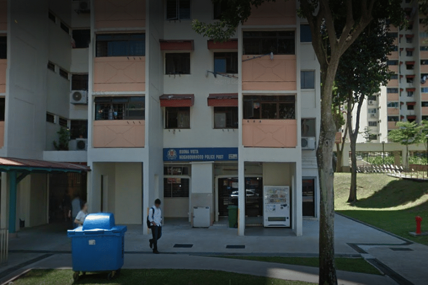 Buona Vista Neighbourhood Police Post (above) is among the six which will be closed for about 10 months from April 2, 2018.