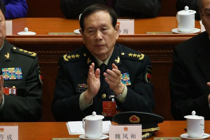 General Wei Fenghe's appointment underscores the firm grip that President Xi Jinping now has over the People's Liberation Army, said analysts.