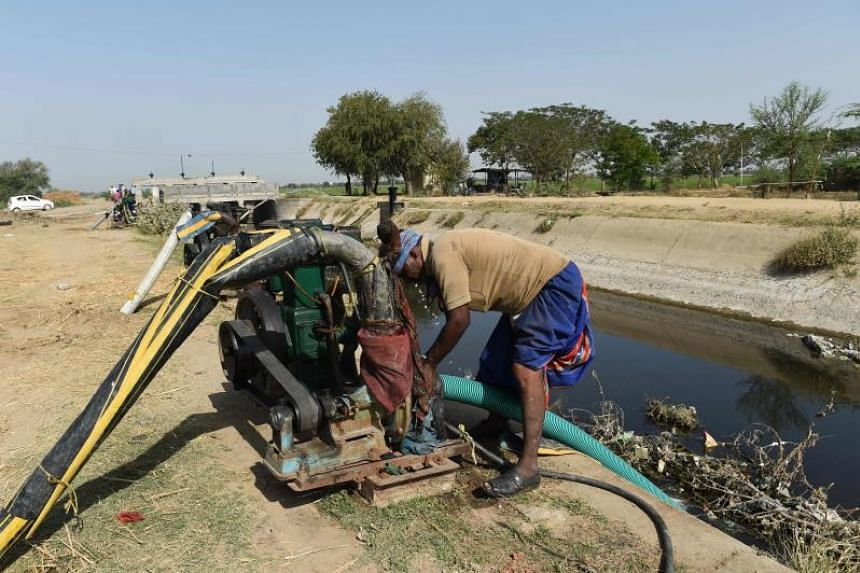 The United Nations' 2018 World Water Development Report has warned that demand for water is expected to increase by nearly one-third by 2050.